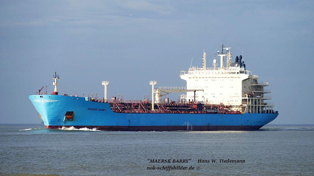 Maersk Barry, DIS, IMO 9299458 - Bhv09.11.2019