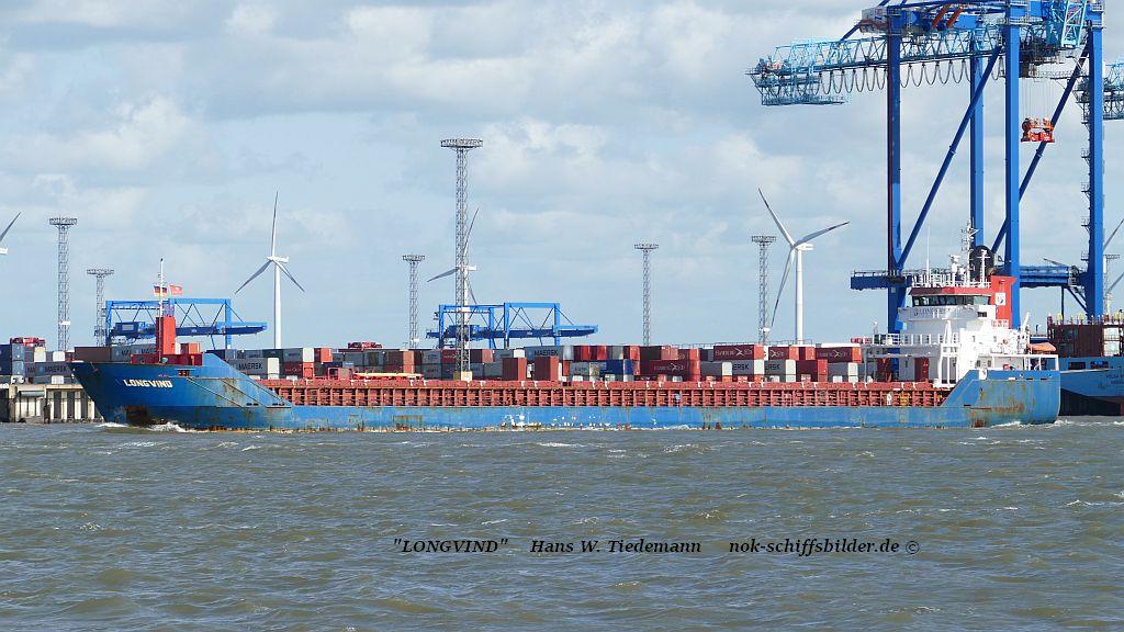 Longvind, NLD, ex Abis Calais-17 - Bhv 29.09.2019
