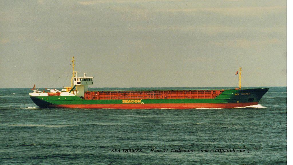 Sea Thames, ATG, Leer - 23.05.98 R'dam