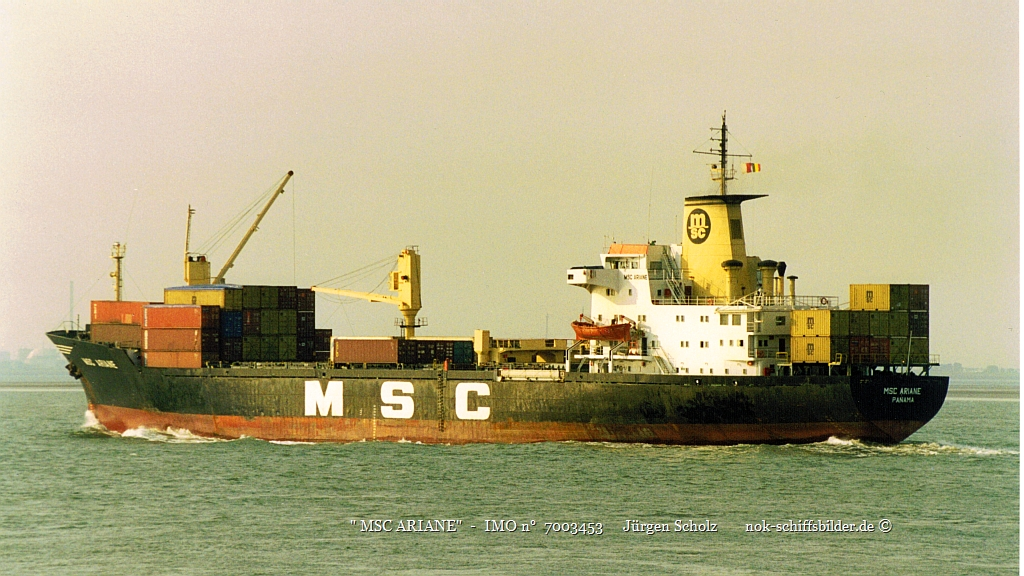MSC ARIANE