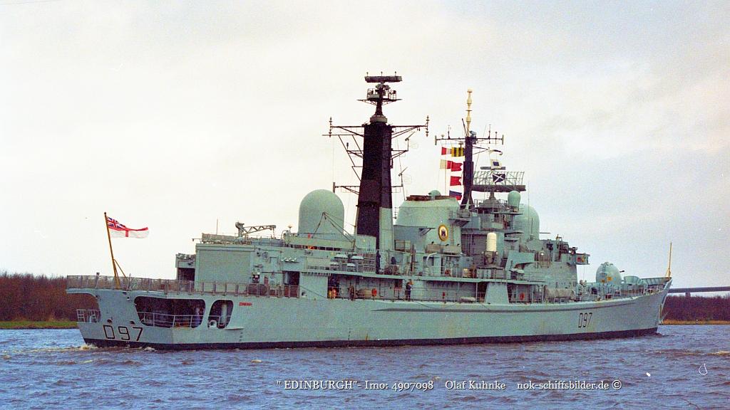 EDINBURGH D 97