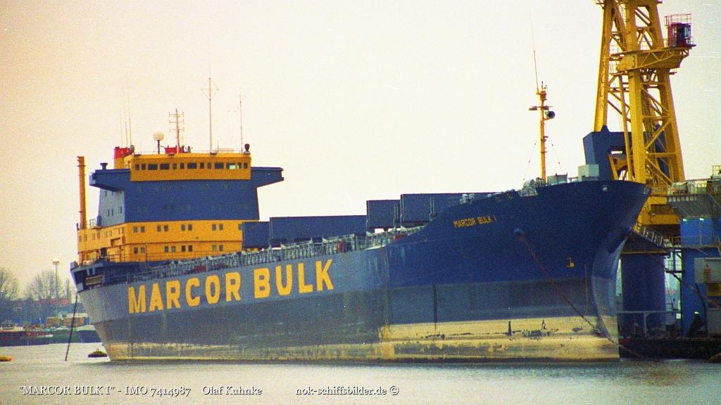 MARCOR BULK I