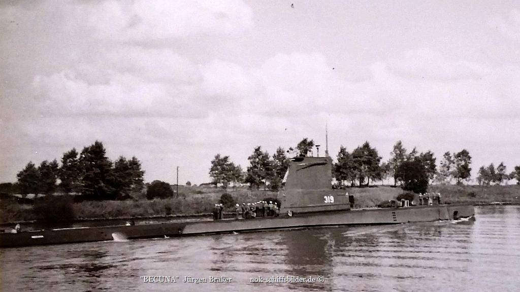 USS BECUNA