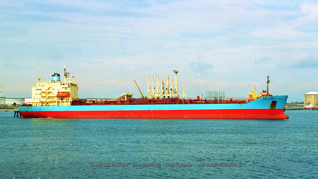 MAERSK BISCAY