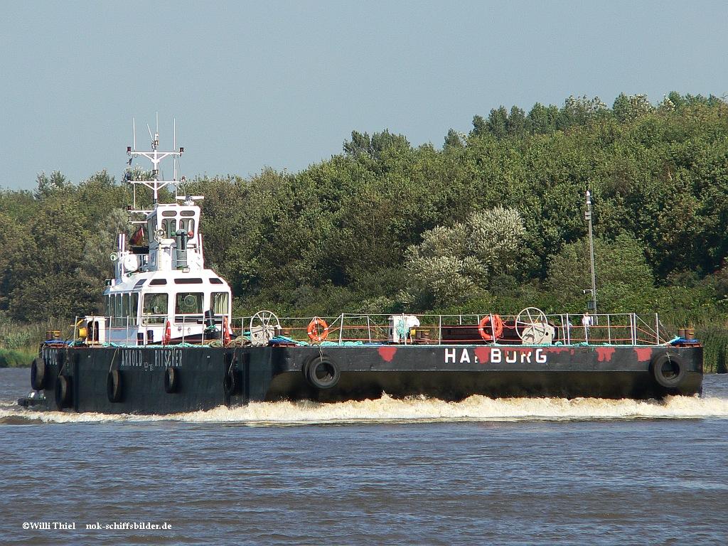 HANS & Barge...