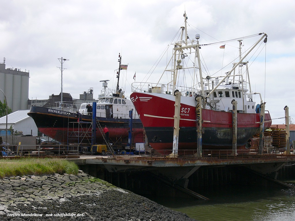 Büsumer- Werft-Betrieb
