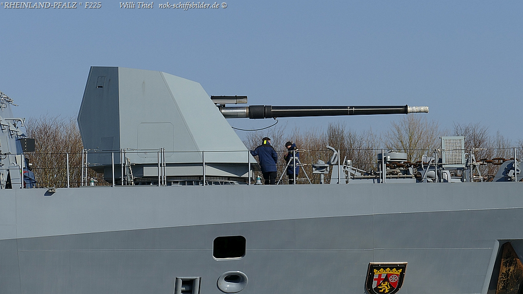 RHEINLAND-PFALZ  F225/ Geschütz