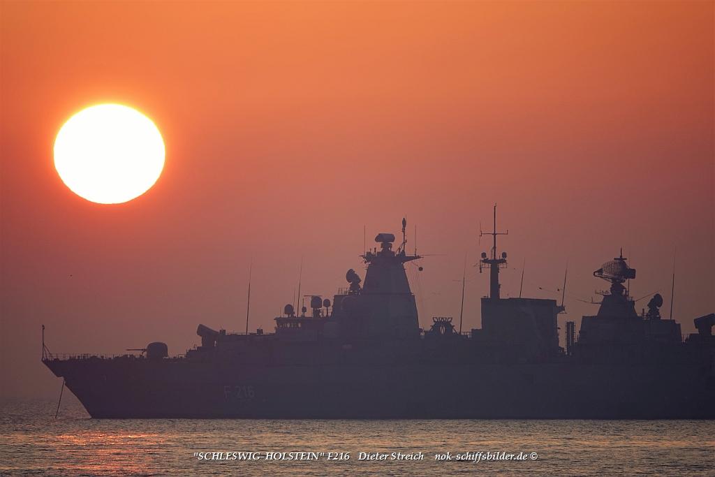 Sonnenaufgang n der Strander Bucht  :-) SCHLESWIG-HOLSTEIN F216