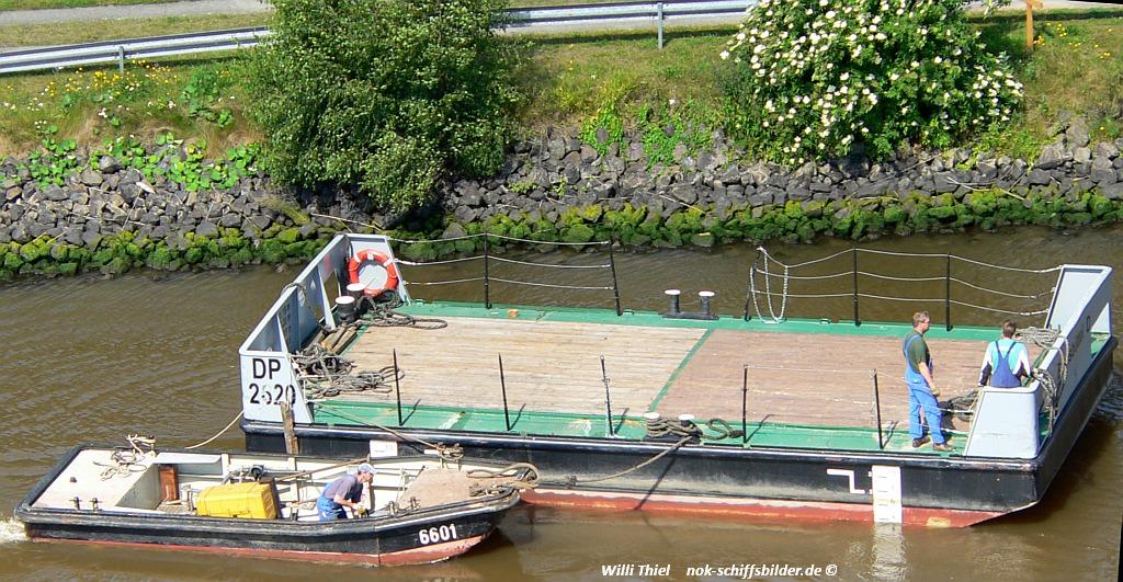 DP 2623 & Arbeitsboot  6601