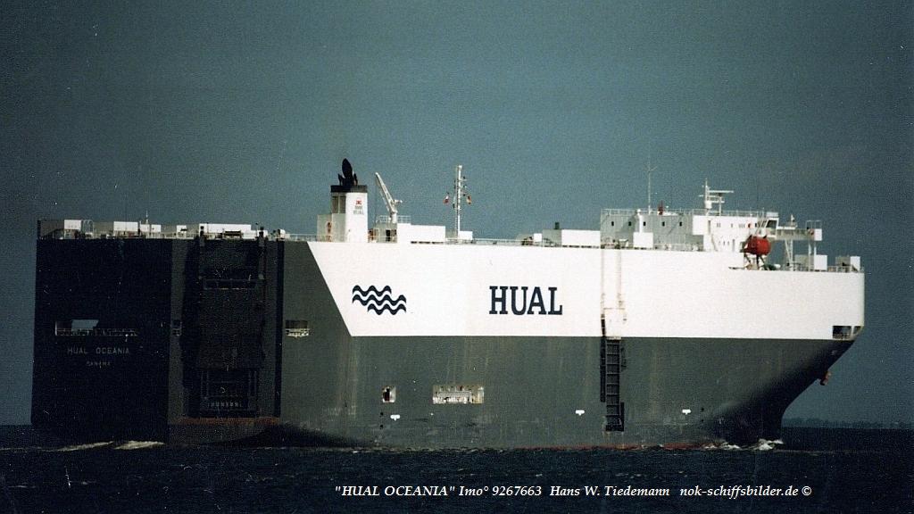 HUAL OCEANIA