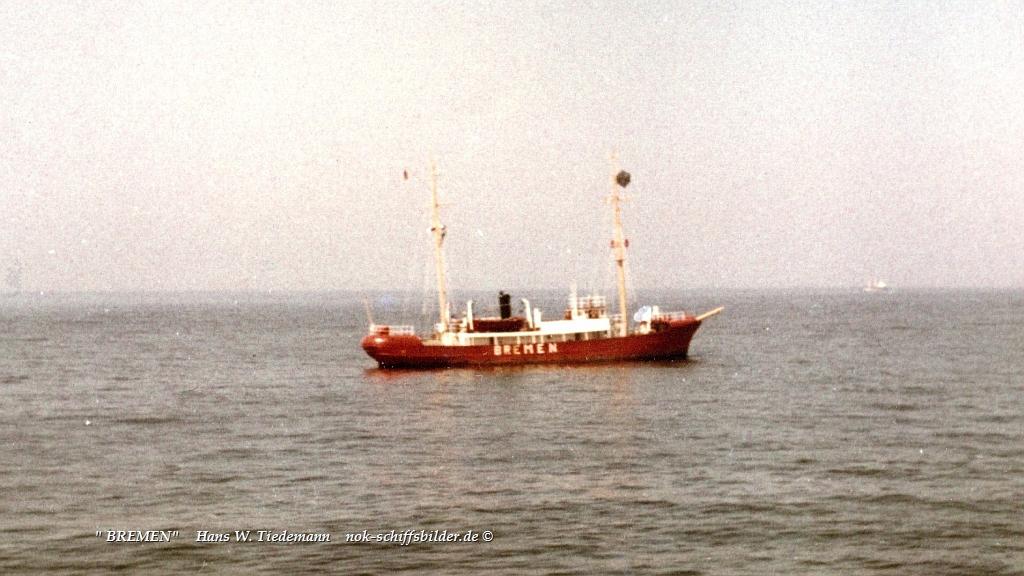 Feuerschiff BREMEN