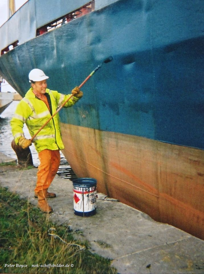 ARCO HUMBER- painting