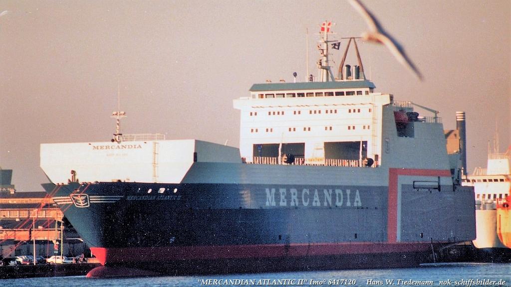 Mercandian Atlantic II, DNK, -87, IMO 8417120 - 19.10.87 Bhv.jpg