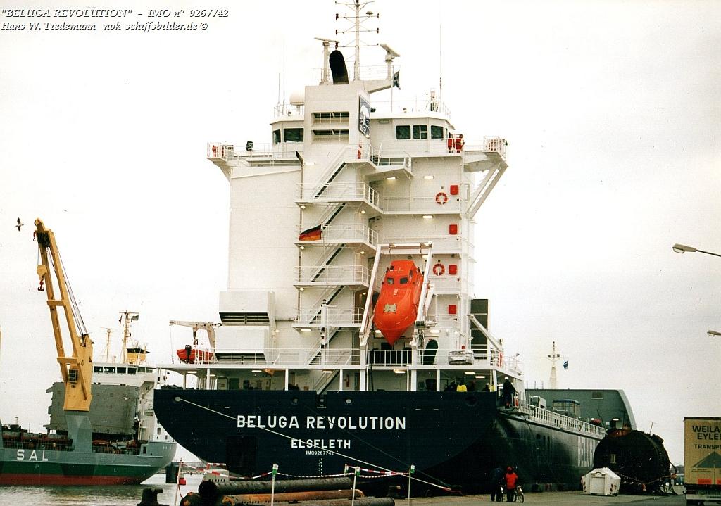 BELUGA REVOLUTION