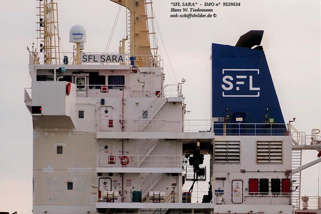 SFL SARA  - BERNHARD SCHULTE