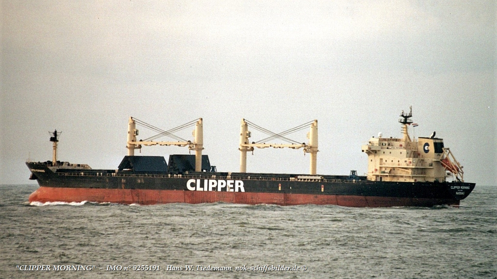 CLIPPER MORNING