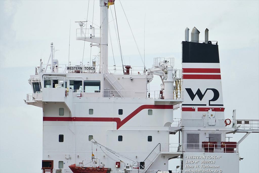 WESTERN TOSCA - MTL MARITIME TRANSPORT