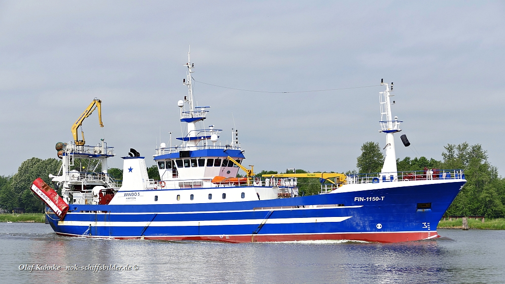 WINDÖ 5 FIN-1150-T