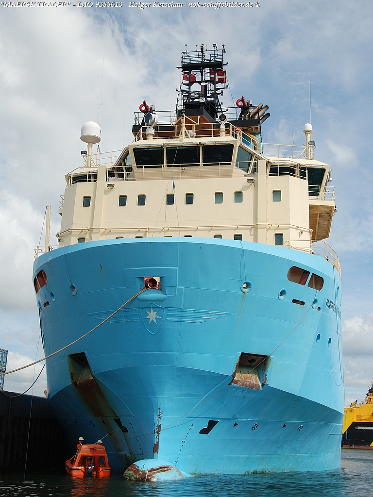 MAERSK TRACER - IMO 9388613
