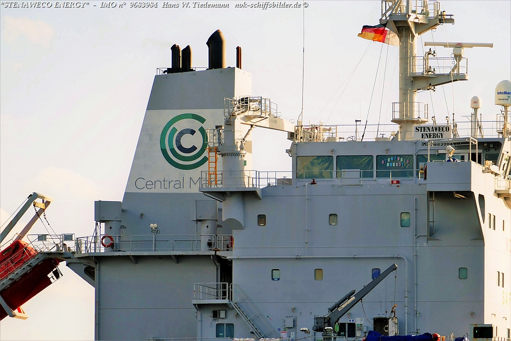 STENAWECO ENERGY -CENTRAL SHIPPING /Central Group INC.
