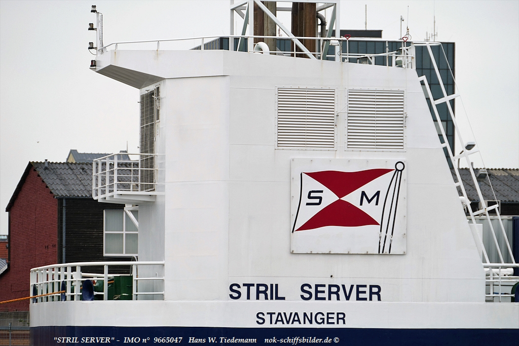 STRIL SERVER -SIMON MOKSTER SHIPPING