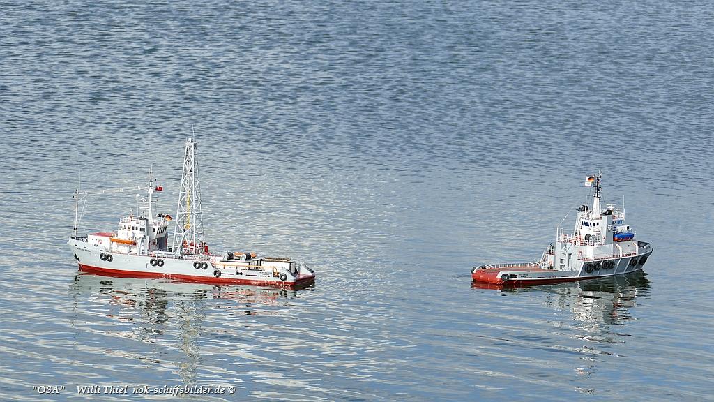 OSA Offshore Einheiten ....
