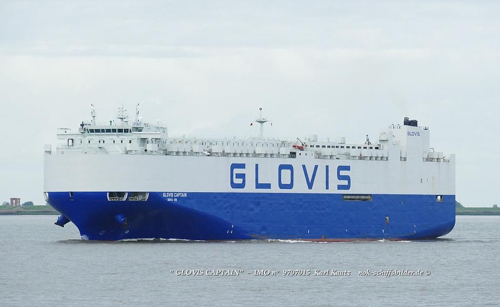 GLOVIS CAPTAIN