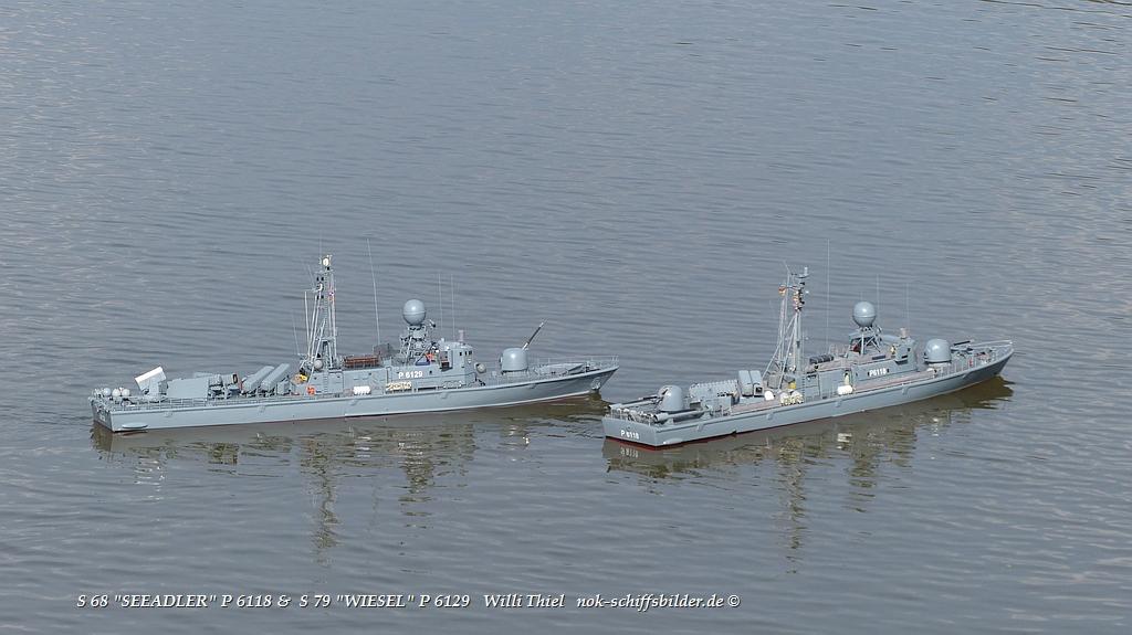 SEEADLER P6118 +  WIESEL P 6129