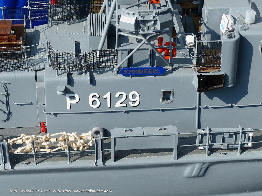 WIESEL P 6129