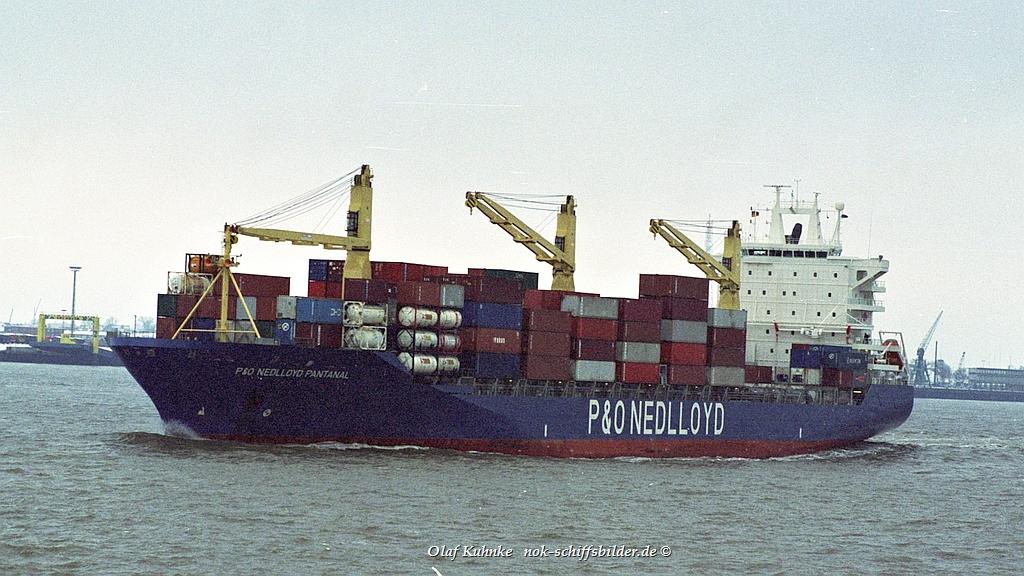 P&O NEDLLOYD PANTANAL