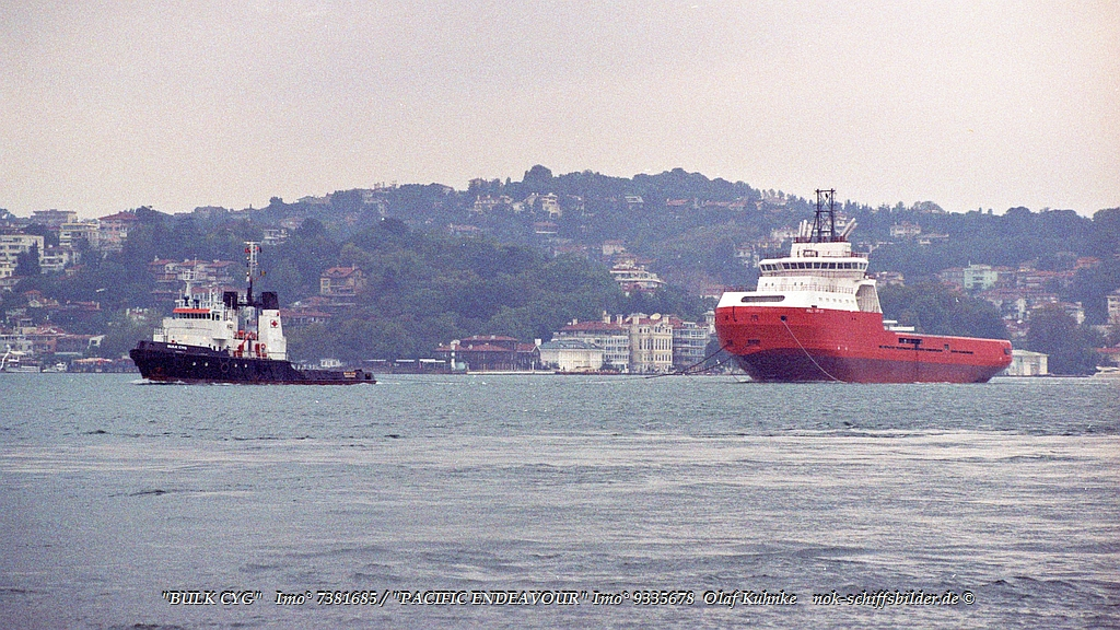 BULK CYG with Hull 146-201
