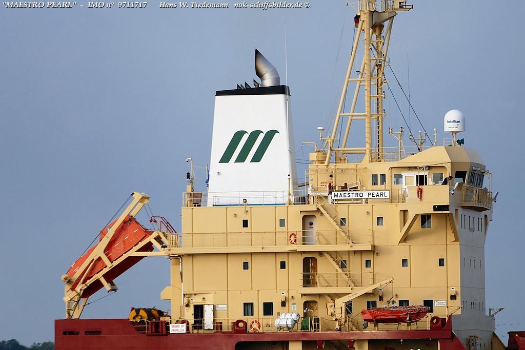 MAESTRO PEAR -MAESTRO SHIPPING