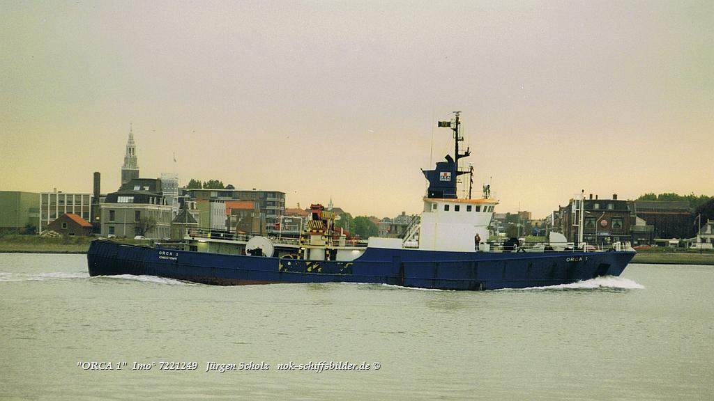 ORCA 1   Imo° 7221249  Rotterdam 08.1998.jpg