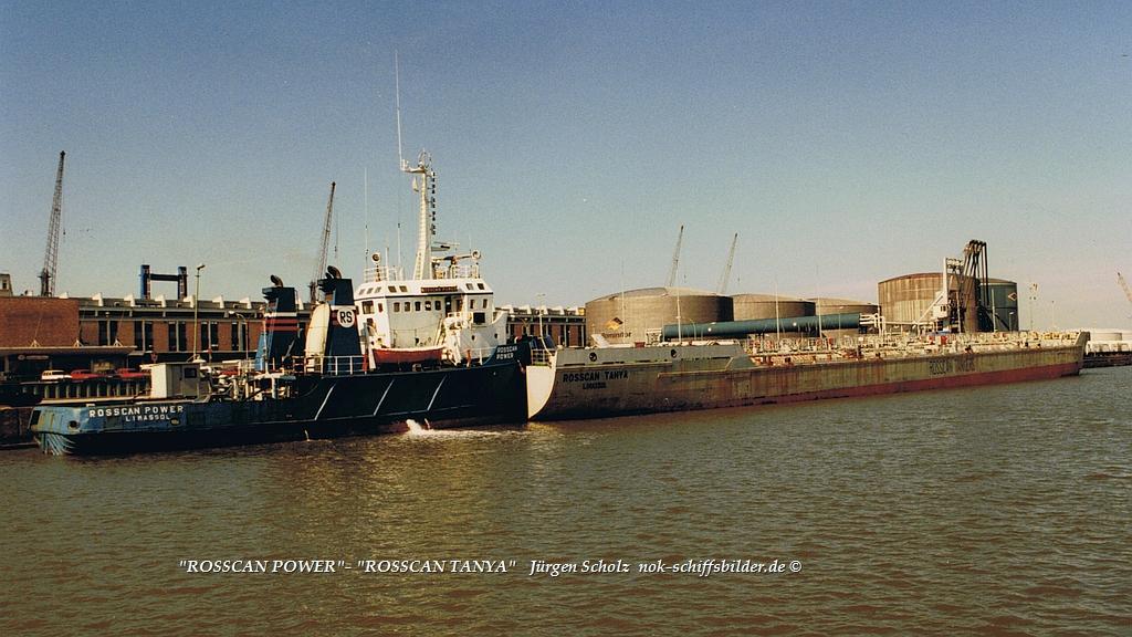 ROSSCAN POWER mit  ROSSCAN TANYA Bremerhaven 04.1997.jpg