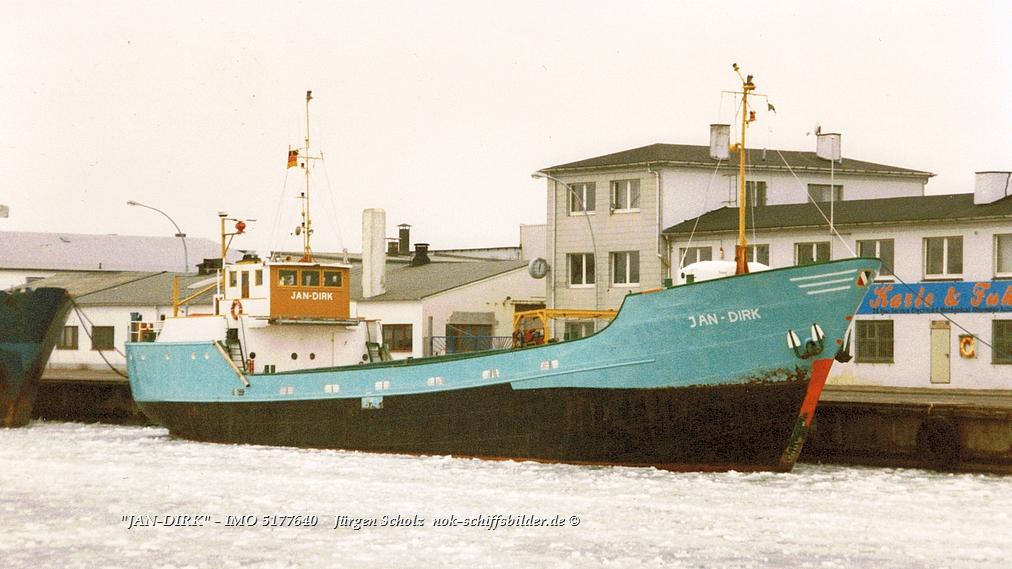 JAN-DIRK - IMO 5177640  Bremerhaven 21.01.1996.jpg