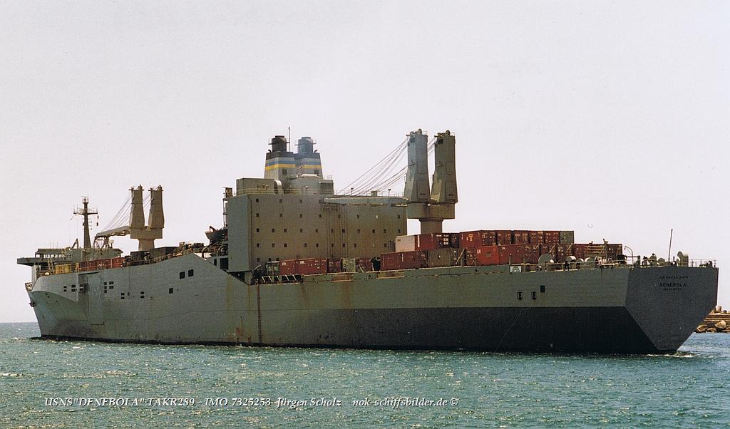 USNS Denebola TAKR289 - IMO 7325253 Ausl Durban   12.2005.jpg