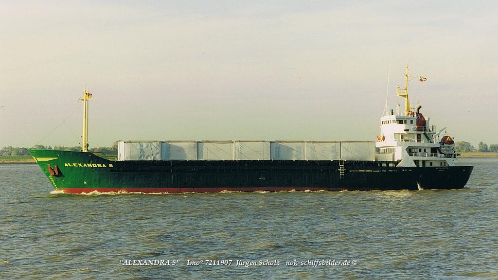 Alexandra S - IMO 7211907  Weser-Bremerhaven11.1999.jpg