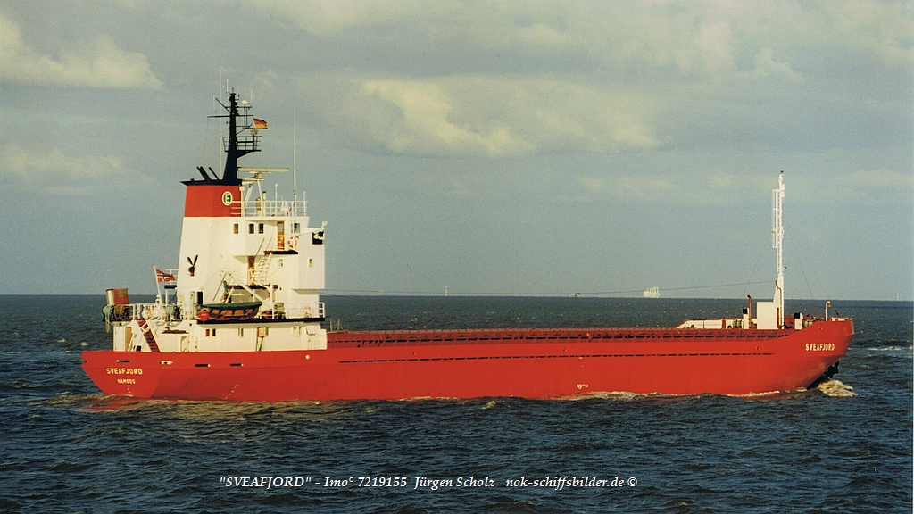 SVEAFJORD Imo° 7219155 Elbe-Cuxhaven 07.1999.jpg