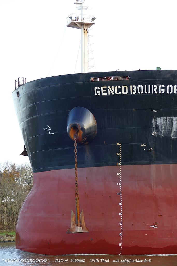 GENCO BOURGOGNE- Anker