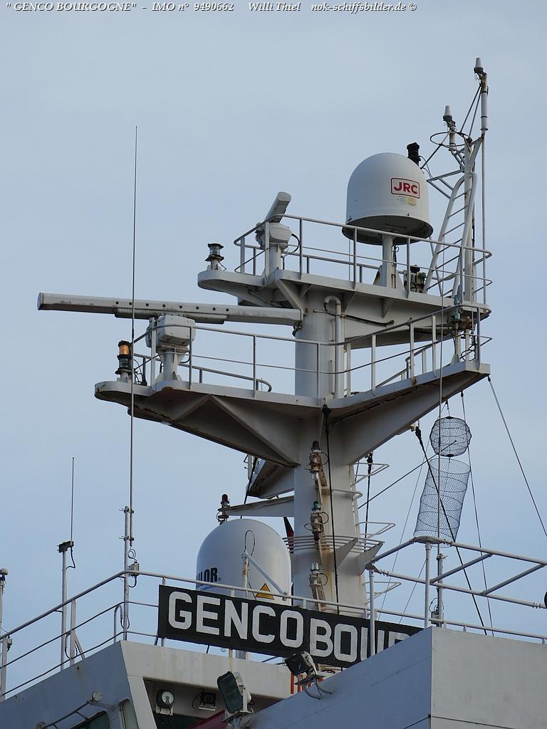 GENCO BOURGOGNE- Mast