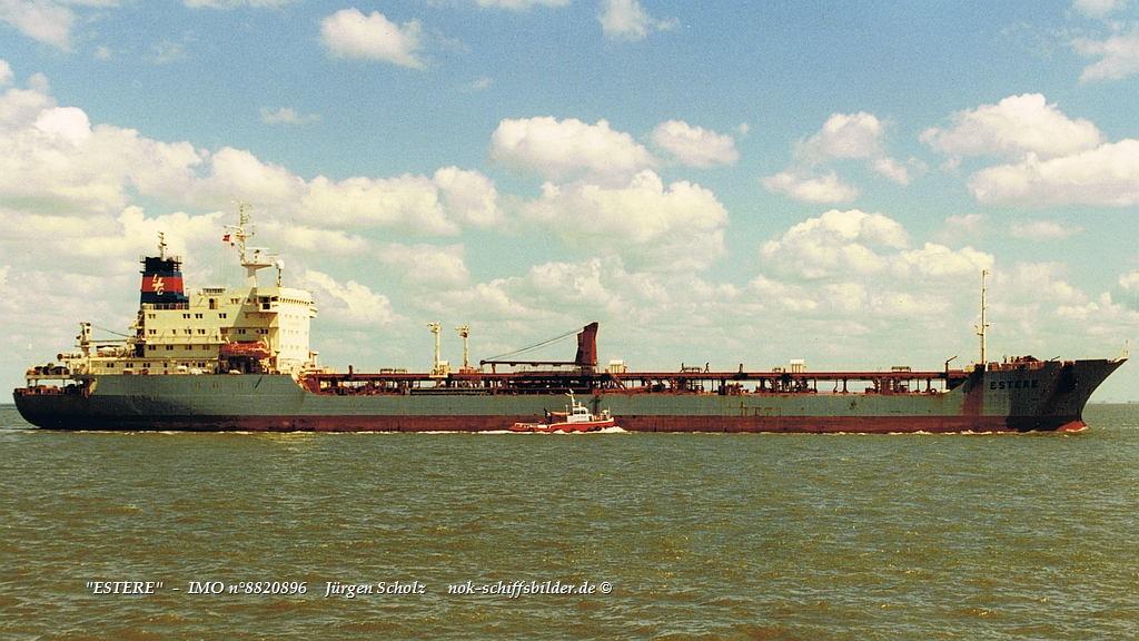 ESTERE   -  IMO n°8820896   Elbe-Cuxhaven 05.1997.jpg