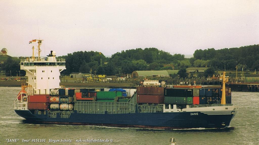 JANE   Imo° 9151101  Rotterdam 05.1998.jpg