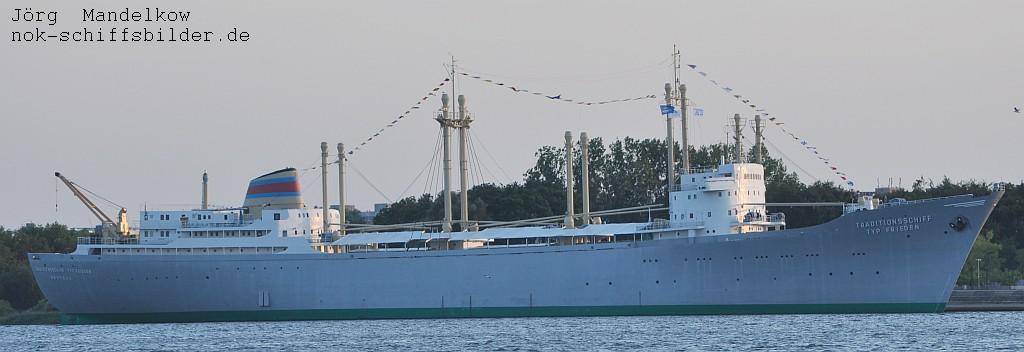 """Traditionsschiff """"Frieden"""""""
