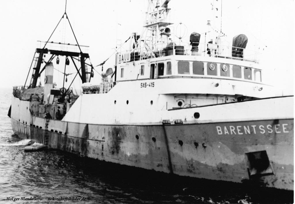 BARENTSSEE  SAS 415