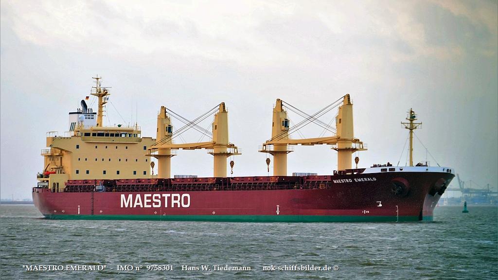 MAESTRO EMERALD