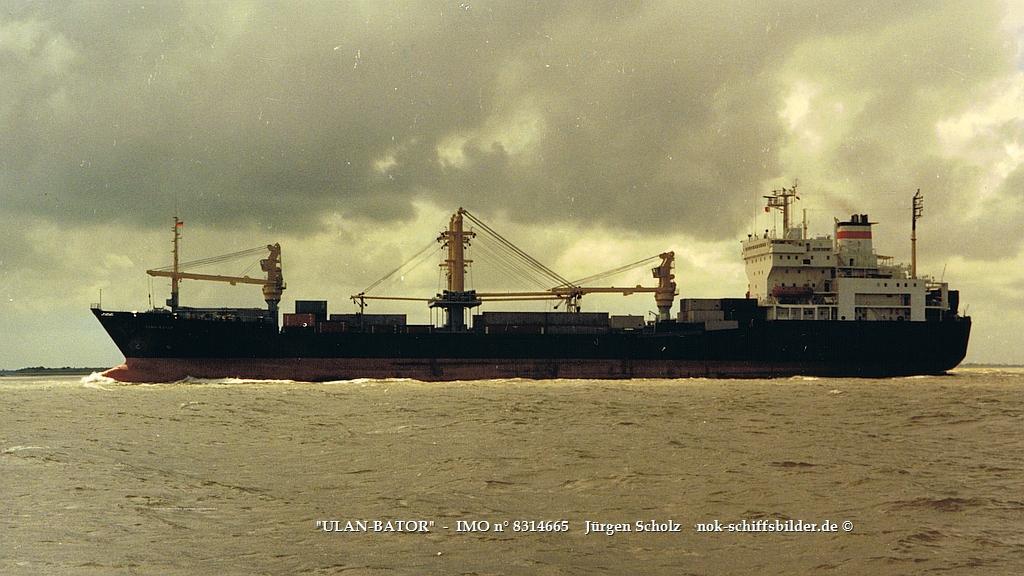 ULAN-BATOR Imo 8314665  Weser-Bremerhaven 22.06.1988.jpg