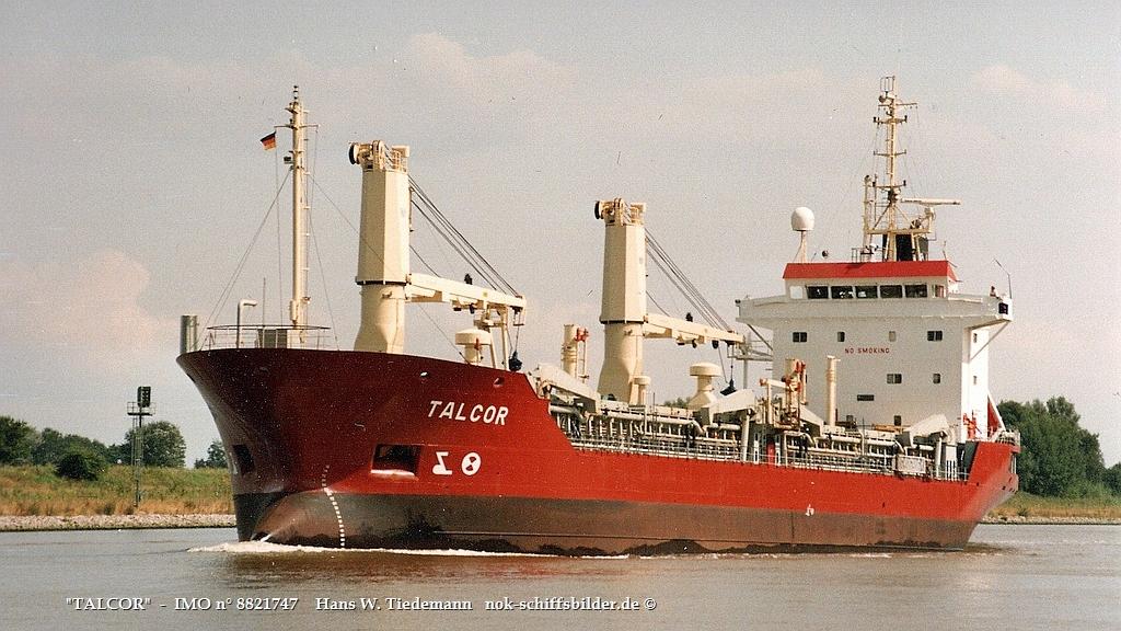 Talcor, NIS, gc- tanker, IMO 8821747 - 10.08.94 NOK.jpg