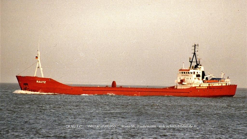 Rautz, AUT, -76, 1.600 gt, ex Eildon -82 - 03.03.97 Cux.jpg