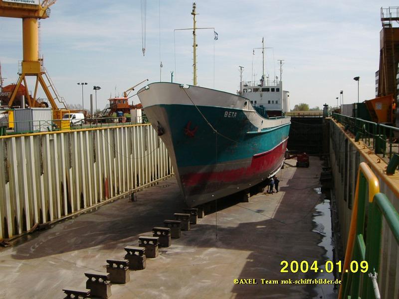 BETA- Dock