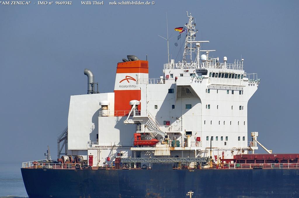 AM ZENICA -ARCELORMITTAL SHIPPING LTD
